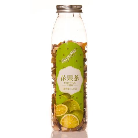 Лимон у пляшці