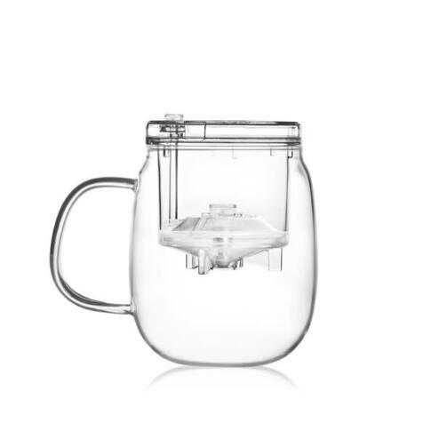 Чашка-заварник Sama Doyo S-023, 600 мл