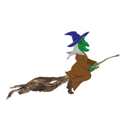 "Шен Пу Эр ""Ведьмино помело"""