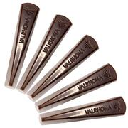 Чорний шоколад 61% Eclat de Valrhona, 5 шт.