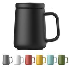 Чашка-заварник U Brewing Mug Ceramic, 500мл.