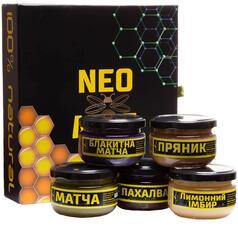 Подарунковий набір Neo Мед (5 смаків)