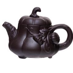 """Ісинський чайник """"Чорний гарбуз Нань Гуа"""" 150 мл."""