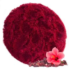 Каркаде Матча (порошок цветов гибискуса)