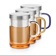 Чашка-заварник S-050, 500 мл.