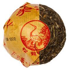 Шен Пу Ер Ся Гуань Цзя Цзи 2014 р, 100 гр.